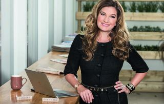 Dragons' Den meets This Time Next Year in this series, Give It a Year, which follows Karren Brady visiting newbie entrepreneurs as they launch businesses