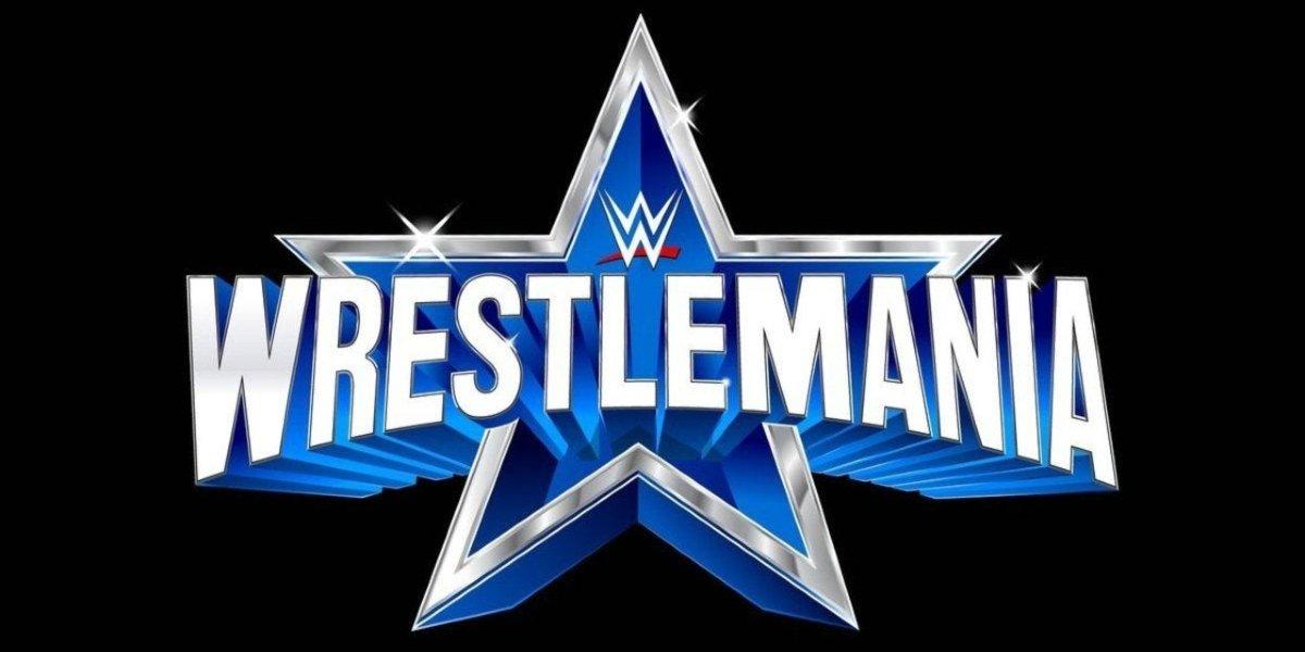 WrestleMania 38 logo