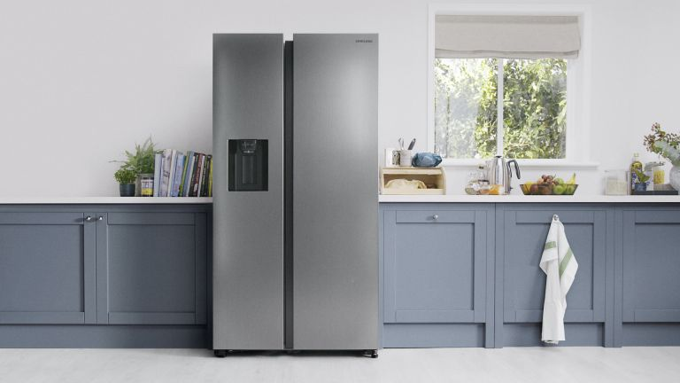 Samsung American style fridge freezer at John Lewis