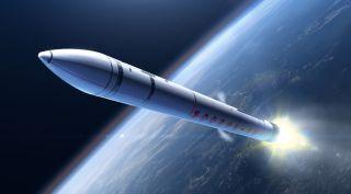 Moonspike Spacecraft