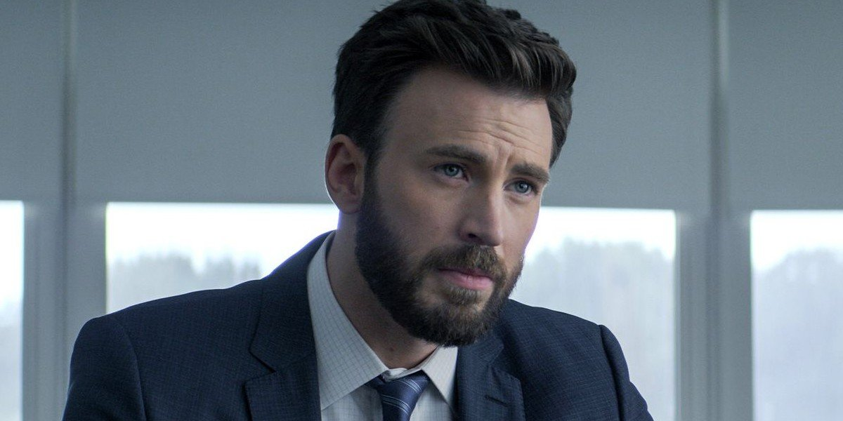 Chris Evans as Andy Barber on Defending Jacob (2020)