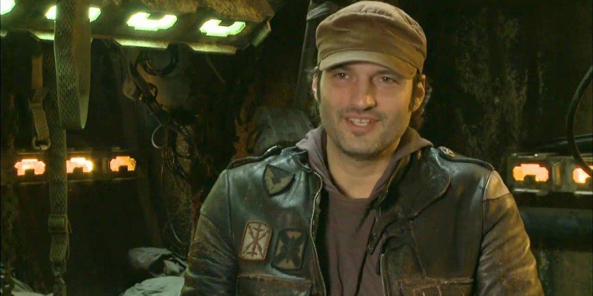 YouTube: Robert Rodriguez Interview: Predators