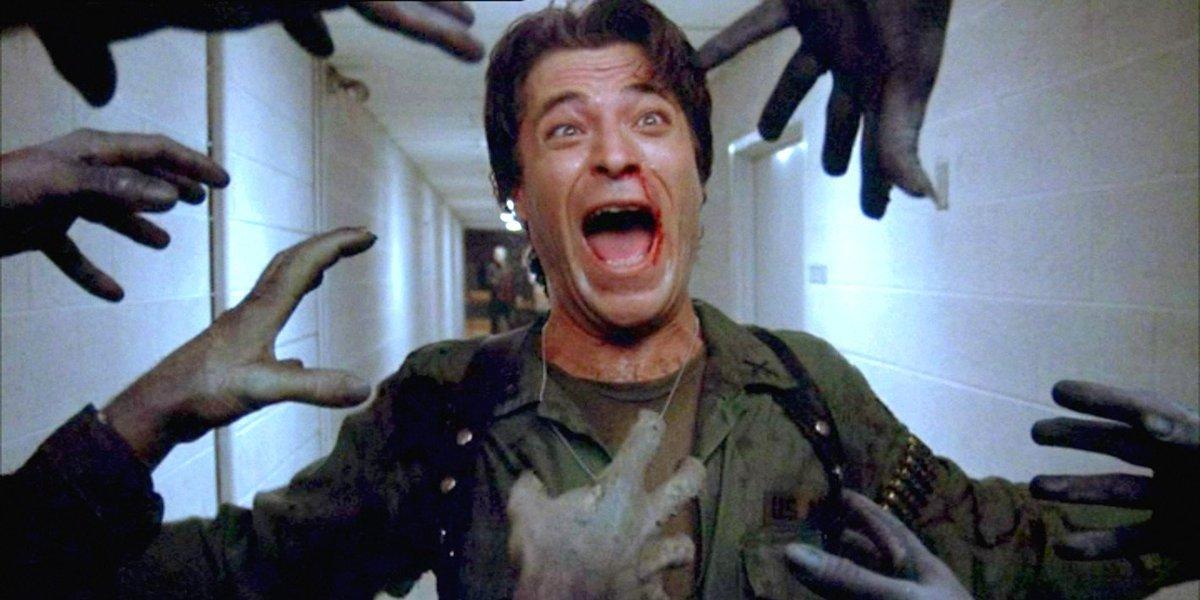 Joseph Pilato in Day of the Dead (1985)
