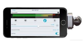 Shure Launches ShurePlus MOTIV Video Recording App