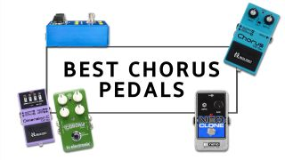 The best chorus pedals 2020: top chorus effects for your pedalboard