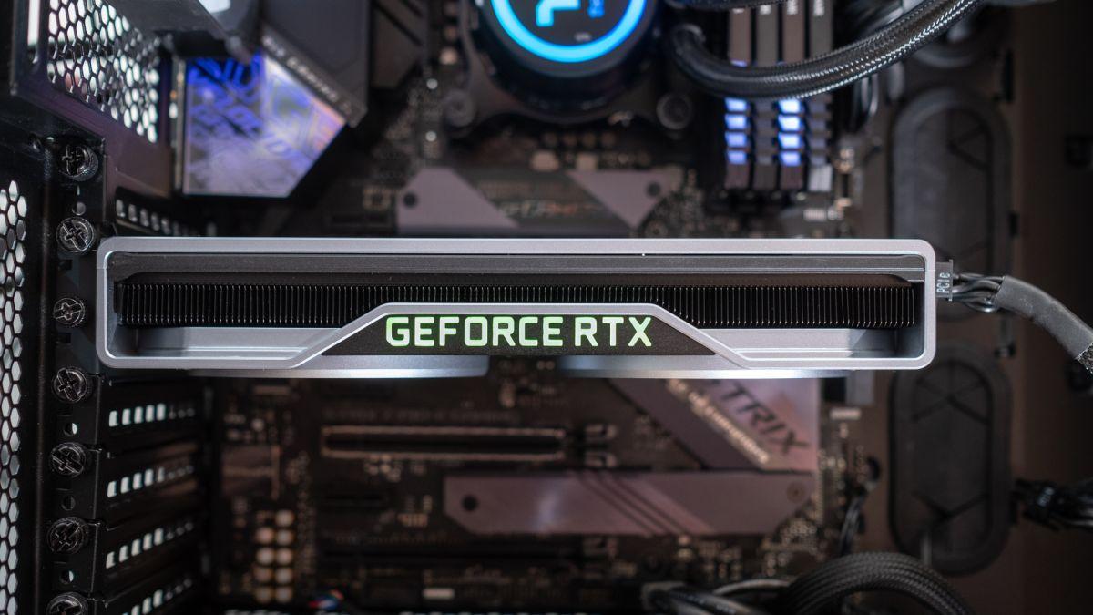 Nvidia is making megabucks, so don't expect cheap RTX cards any time soon