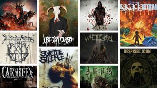 Deathcore albums