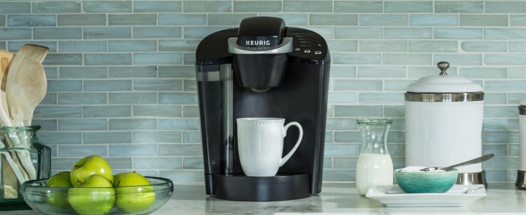 single-serve coffee maker
