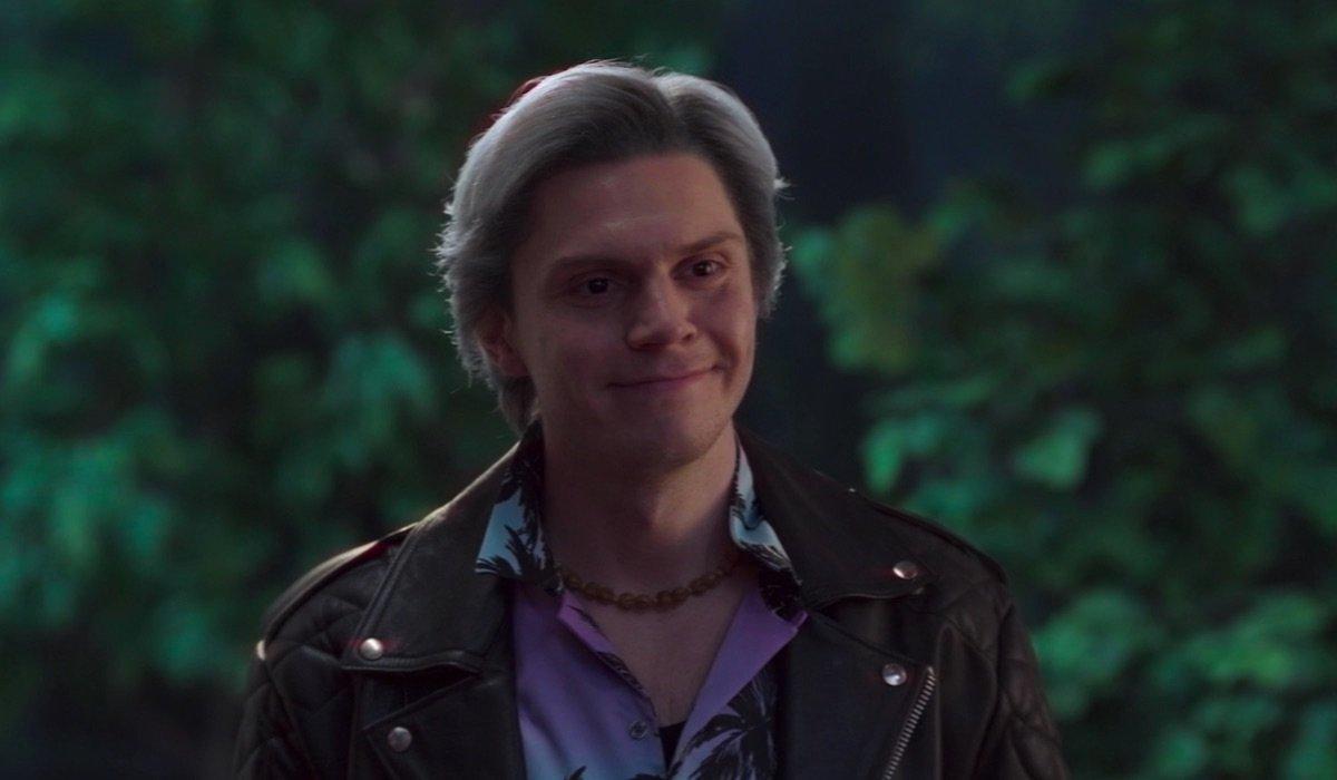 Evan Peters as Pietro Maximoff in WandaVision