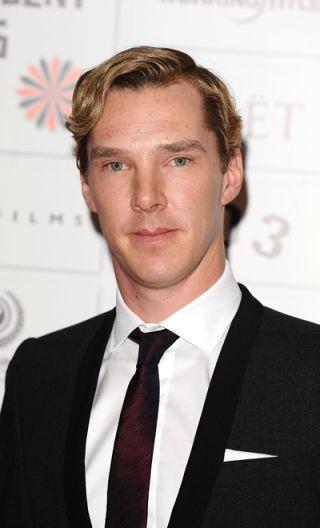 Sherlock star says nude scene is 'great publicity'