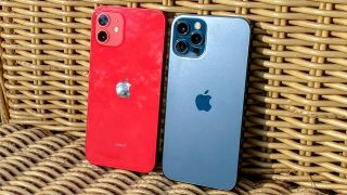 iPhone 12 Pro vs iPhone 12