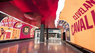 "ANC has outfitted Rocket Mortgage FieldHouse—home of the NBA's Cleveland Cavaliers—with an immersive ""Power Portal"" entryway as part of a transformative $185 million project."