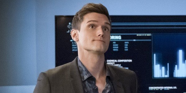 Ralph Hartley Sawyer The Flash The CW