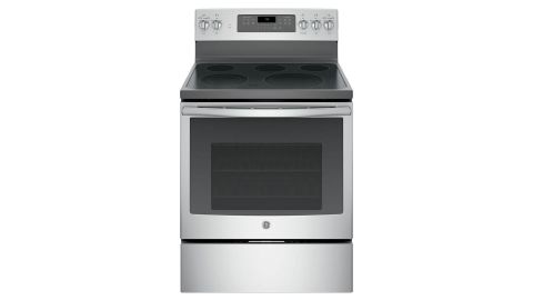 GE JB750SJSS Electric Range Cooker review