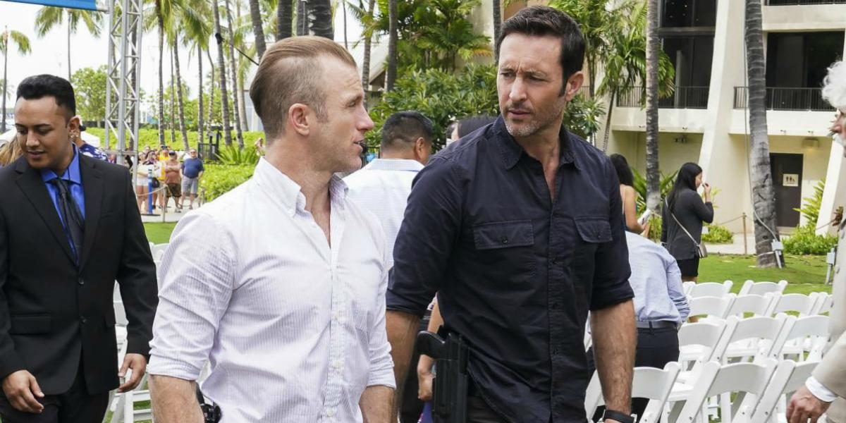 Hawaii Five-0 Scott Caan Danny Danno Williams Alex O'Loughlin Steven J. Steve McGarrett CBS
