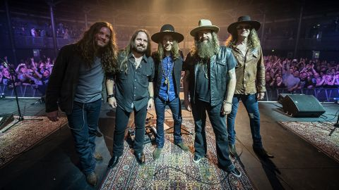 Blackberry Smoke: not trying to reinvent the wheel