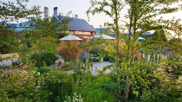 Horatio's Garden in Salisbury