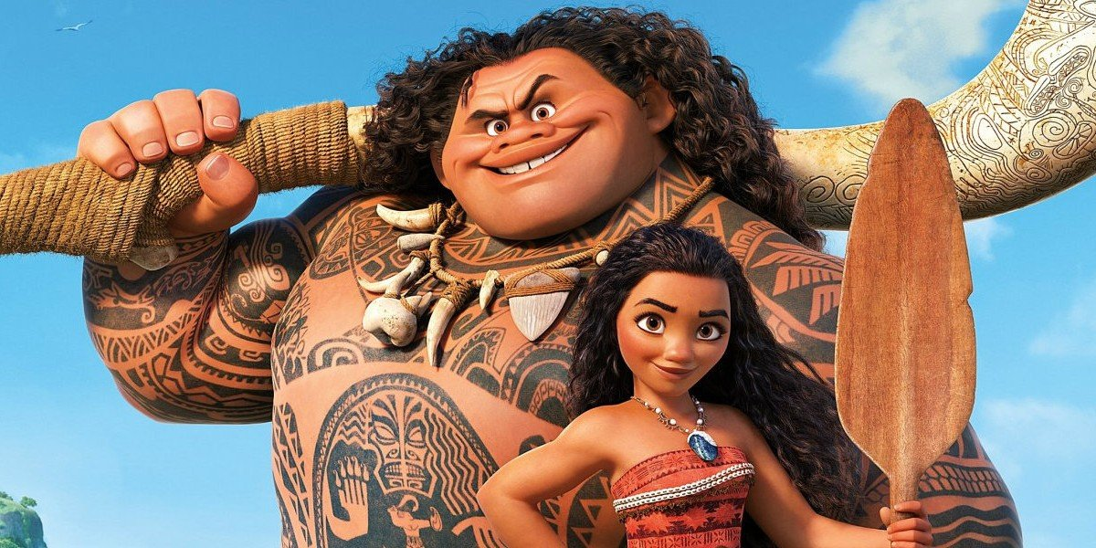 Dwayne Johnson's Moana-Obsessed Daughter Is Still Unaware Of One ...