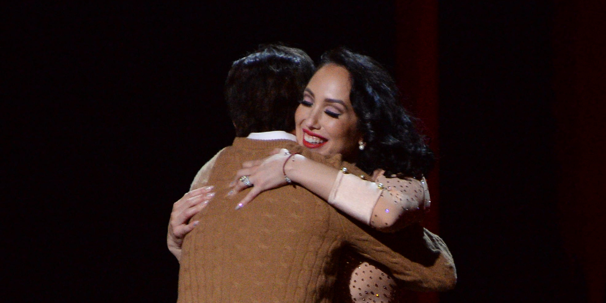 Why Cheryl Burke's Dancing With The Stars Head Injury Could Have Been Much Worse
