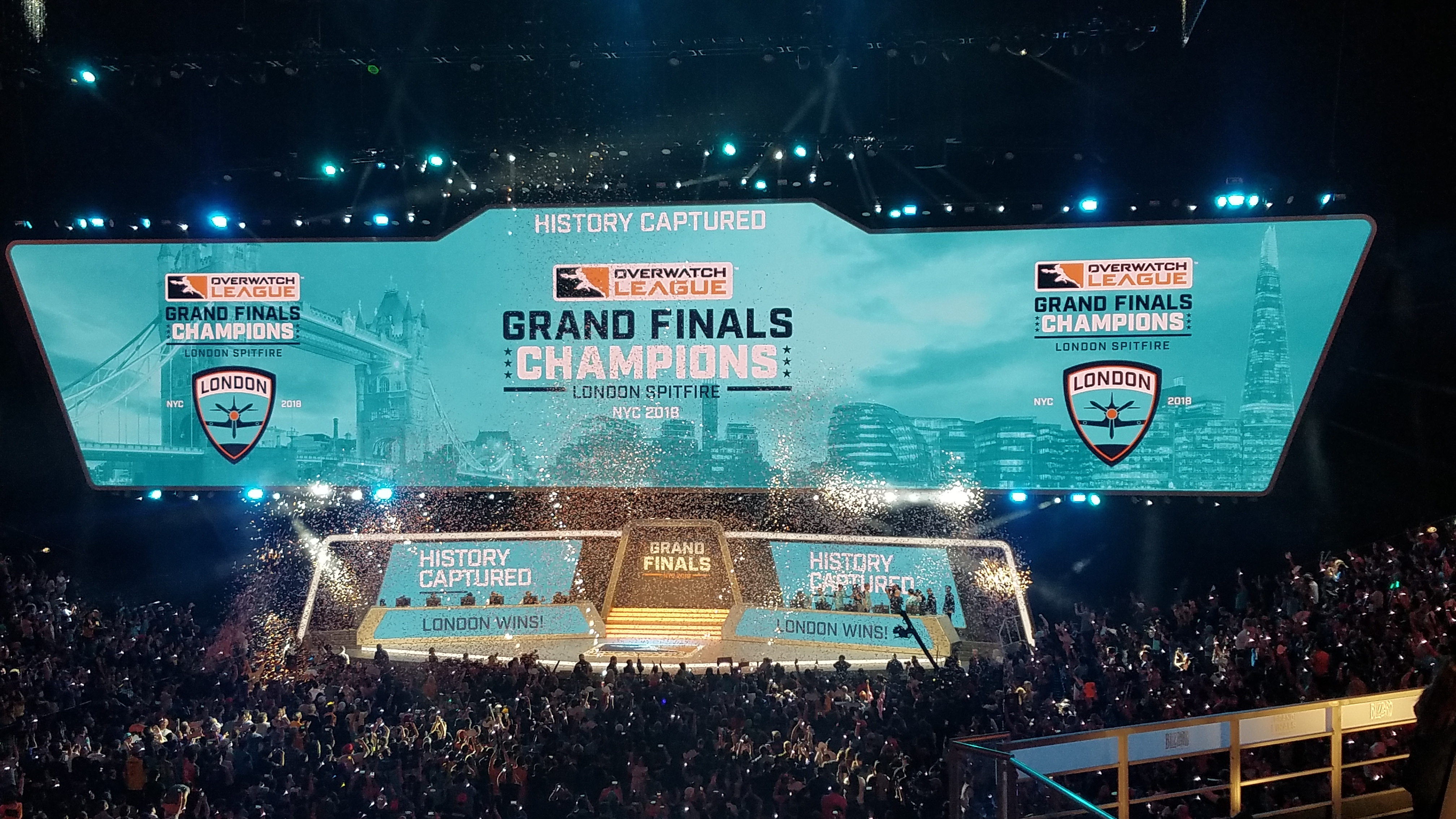 Overwatch League 2019 Winner