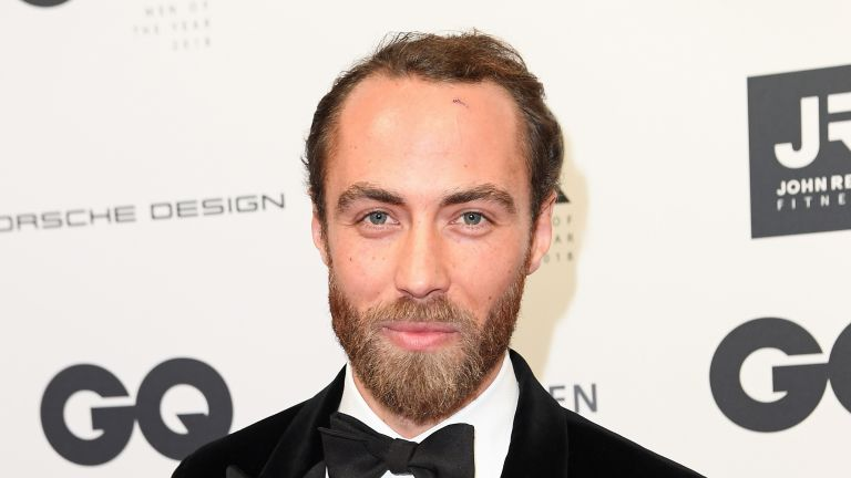 James Middleton arrives for the 20th GQ Men of the Year Award at Komische Oper on November 8, 2018 in Berlin, Germany