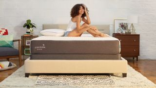 Today only: Get up to $485 off when you buy the Cocoon by Sealy mattress