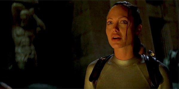 No Angelina Jolie Did Not See The Tomb Raider Reboot Cinemablend
