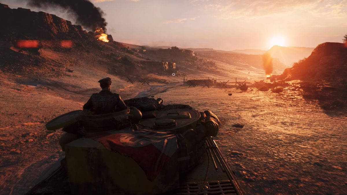 Battlefield V Review An Improved Yet Incomplete