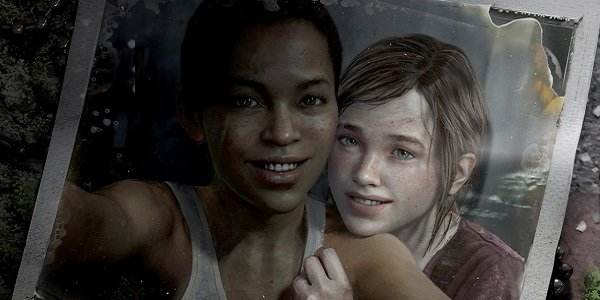 Ellie and Riley from The Last of US.