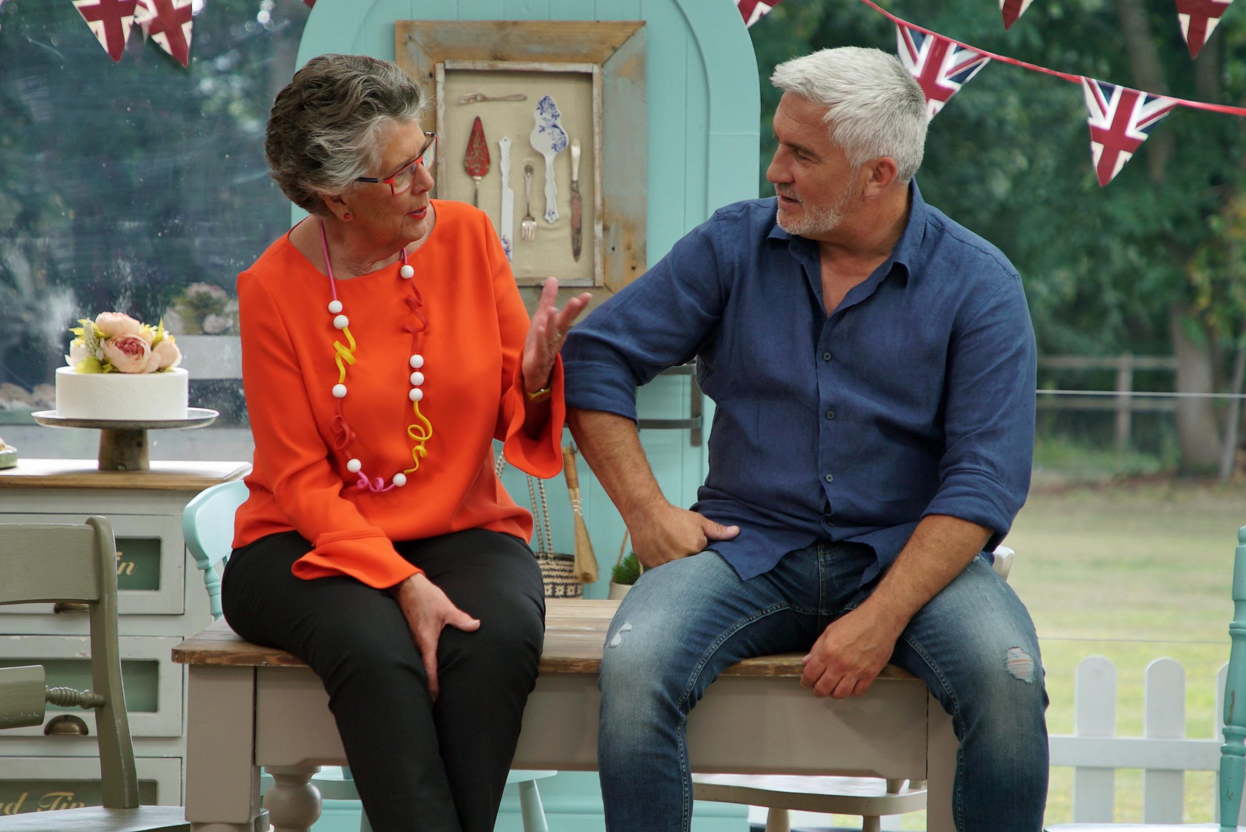 The Great British Bake Off final was 'difficult' to film ...