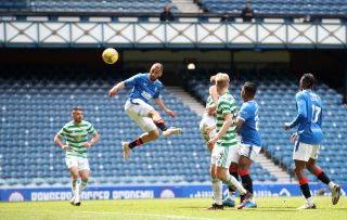 Rangers v Celtic – Scottish Premiership – Ibrox Stadium