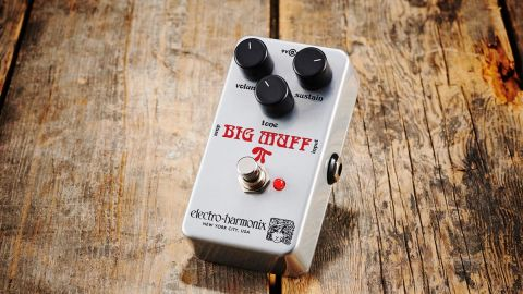 Electro-Harmonix Ram's Head Big Muff Pi review
