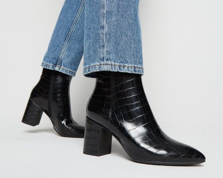 ankle boots new look
