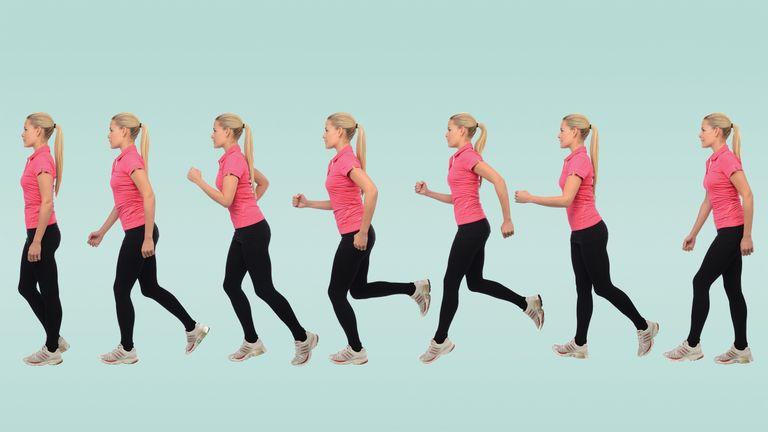 How to start running: the walk/run technique
