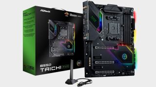 ASRock's Razer-themed B550 motherboard for Ryzen is down to $250 today