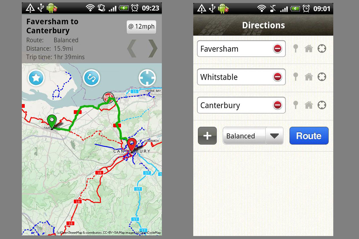Best Cycling Apps IPhone And Android Tools For Cyclists Cycling - Map my bike
