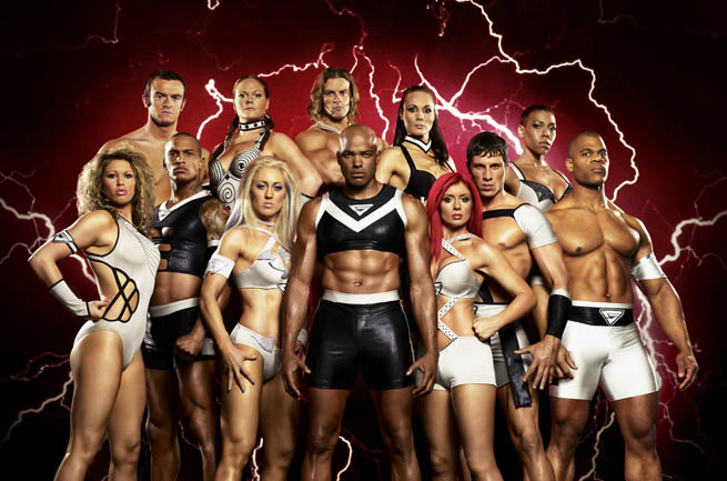 Gladiators ready: The line-up is revealed
