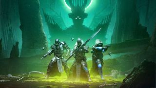 Destiny 2: The Witch Queen key art