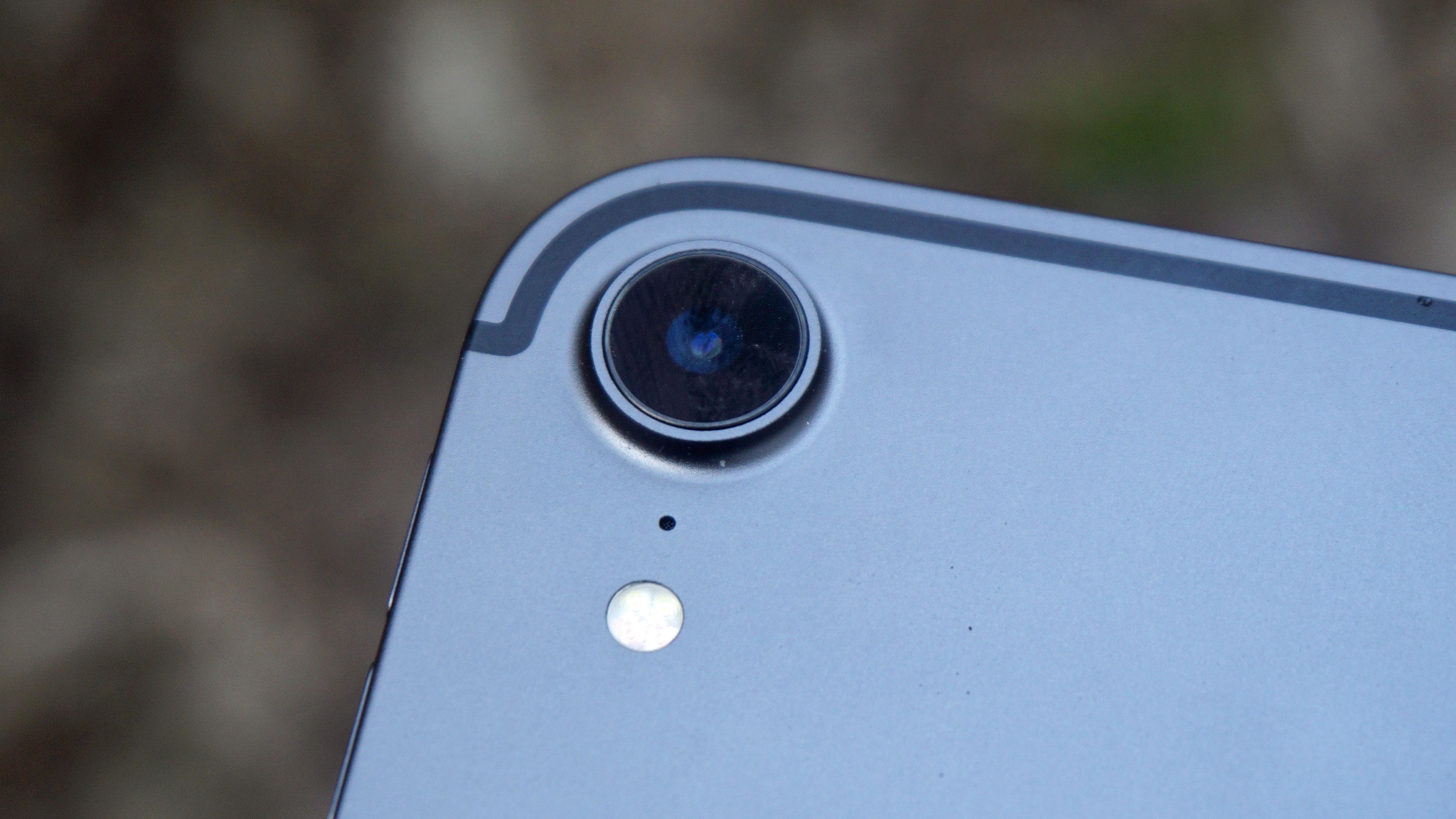 The rear camera. Image credit: TechRadar