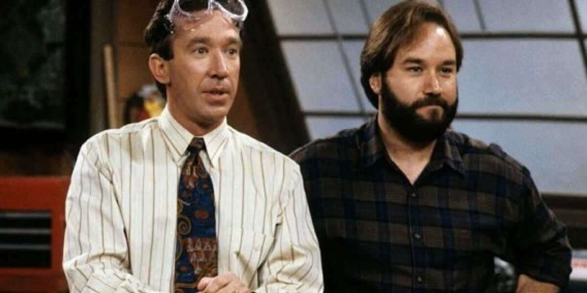 Why Tim Allen Decided To Create A New Series With His Home Improvement Co Star Richard Karn Cinemablend