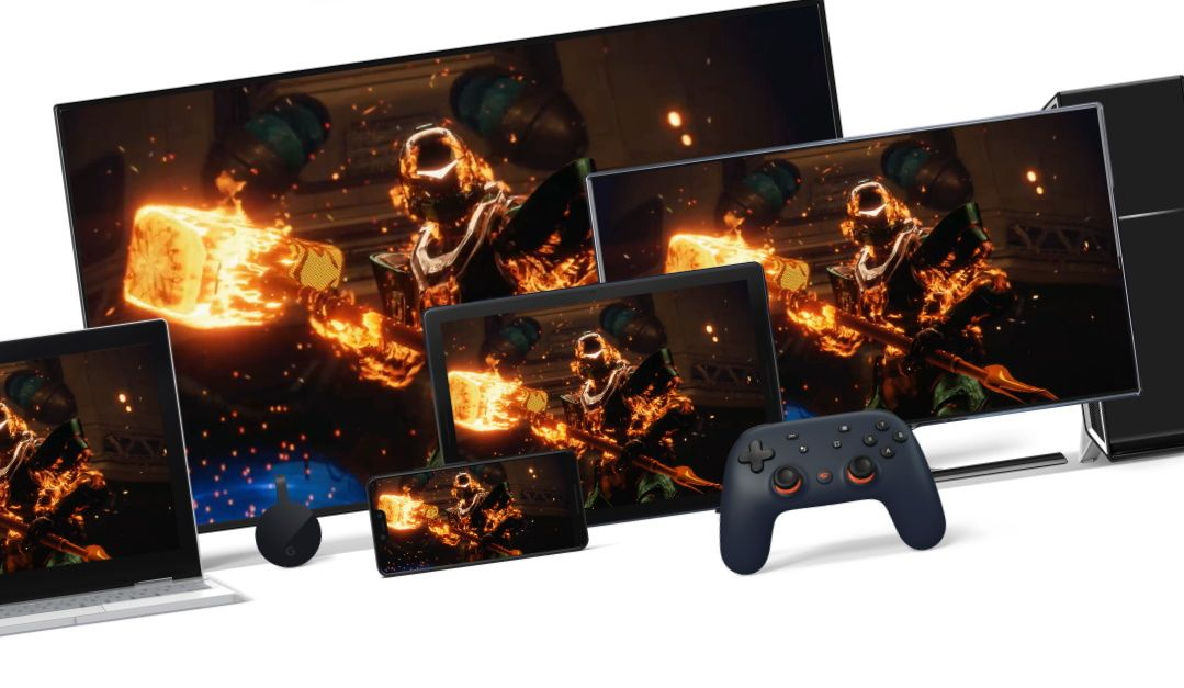 Stadia will offer 'trials' of its service and games