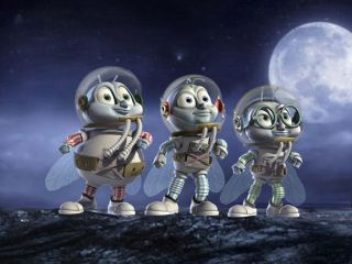 Film Review: 'Fly Me to the Moon' Launches in 3-D