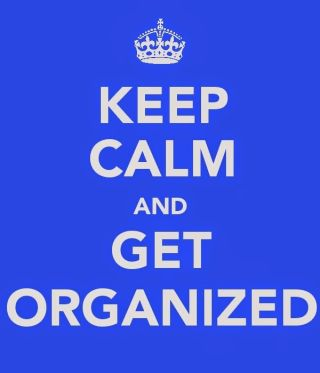 Get Organized - tips and resources for students, teachers, admin and more