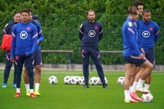 England Training – Hotspur Way Training Ground – Saturday 4th September