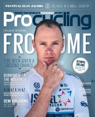 procycling magazine August 2021
