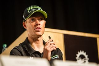 Two-time winner Tom Danielson (Cannondale-Garmin) hopes to repeat this year.