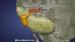 drought, record dry