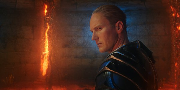 Patrick Wilson as King Orm in Aquaman