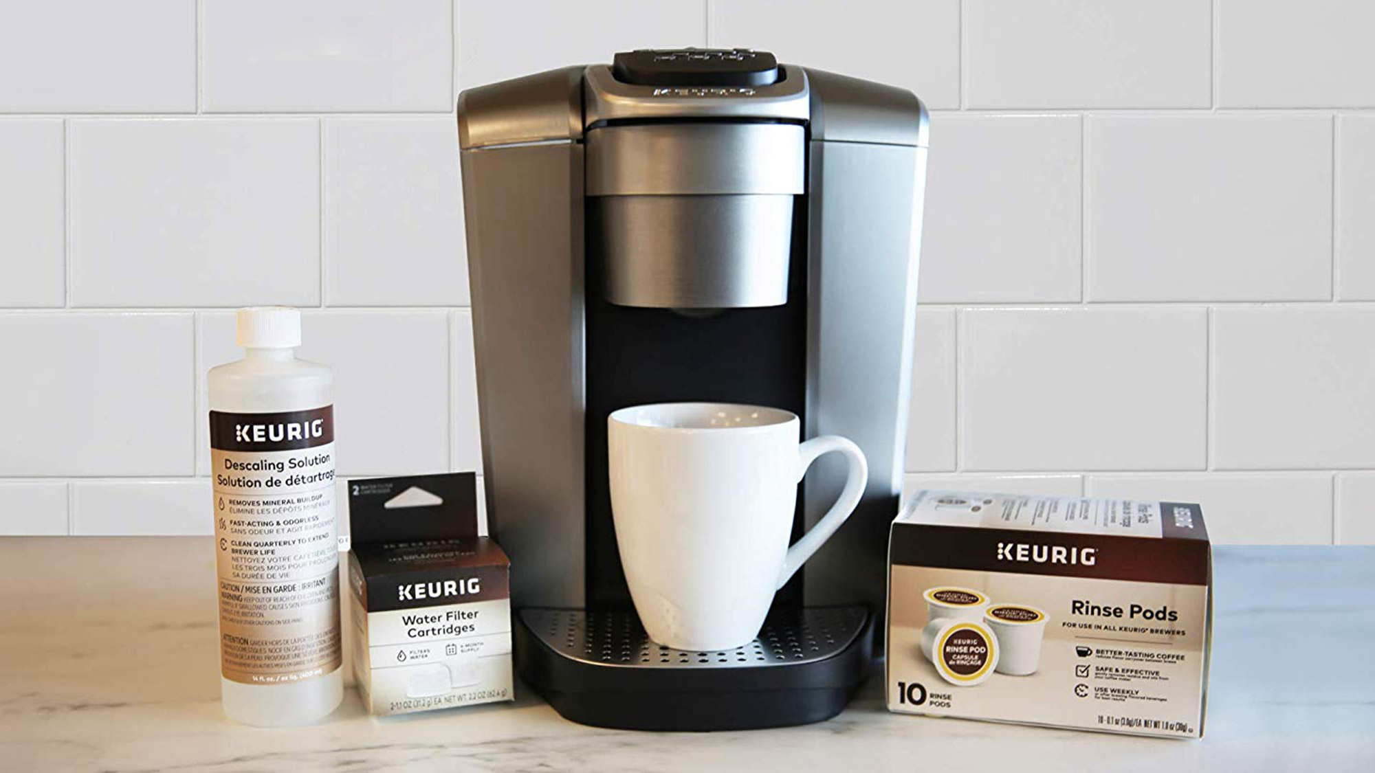 How to clean a Keurig coffee maker | Tom's Guide