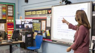 Konftel solutions drive hybrid learning at St. Jude School
